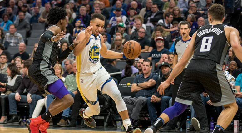 Thriller in Sacramento: Warriors beat the Kings 130-125