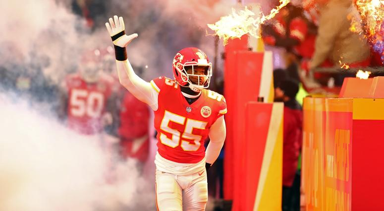 Chiefs to trade Dee Ford to the 49ers