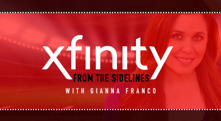 From The Sidelines With Gianna Franco