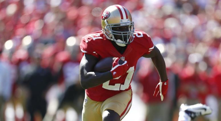 Frank Gore to retire as a 49er: 'I started there and I'm going to finish there'