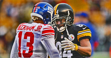 Rice: 'When you've got a player like an AB or an OBJ, you've got to get that guy'