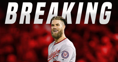 Report: Harper won't be joining the Giants, to sign with Phillies for 13 yrs, $330 million