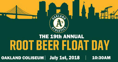 The 19th annual Root Beer Float Day