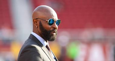 Jerry Rice on his GOAT tattoo, C.J.'s return and Kyle Shanahan's performance