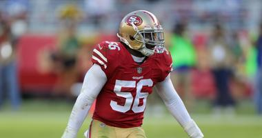 Reuben Foster's ex-GF recants domestic violence claim in statement
