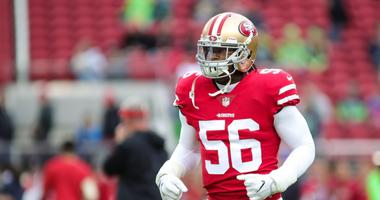 49ers announce that Reuben Foster won't take part in offseason program