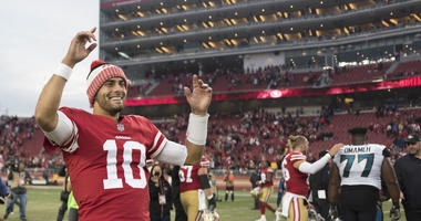 NFL releases schedule, featuring 5 prime-time games for 49ers, Raiders MNF opener
