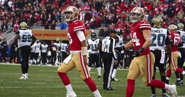 Report: The 49ers will host the Raiders for Thursday Night Football in Week 9