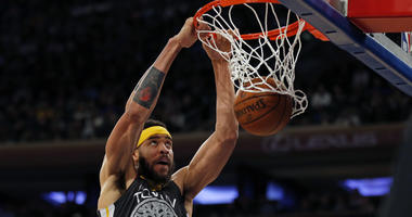 Water For Life — an interview with Warriors center JaVale McGee