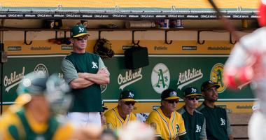 Bob Melvin is running away with the AL Manager of the Year Award