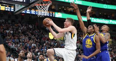 Warriors' offseason work is all but done with signing of sharp-shooting Jonas Jerebko