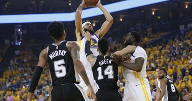Myers praises JaVale's perseverance: 'That's a testament to just who he is'