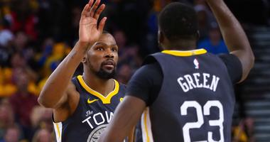 Warriors suspend Draymond for conduct detrimental to the team, Green reportedly had choice words for KD
