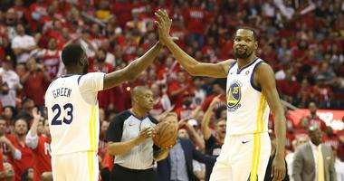 Papa says Warriors crushed the Rockets with their C-game