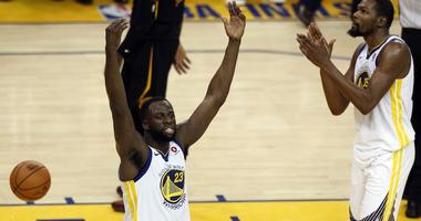 Report: Draymond Green 'surprised' by his $120k fine, plans to appeal
