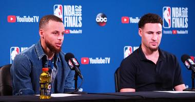 'He's a savant' — Stephen Curry perfectly explains the genius of Klay Thompson