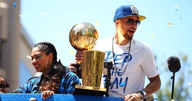 Report: Curry to skip Team USA minicamp to spend time w/ family