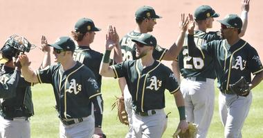 Surprise A's have given the front office no choice but to keep this team together