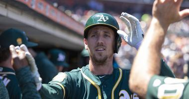 A's head into the All-Star break 3 games out of a playoff spot