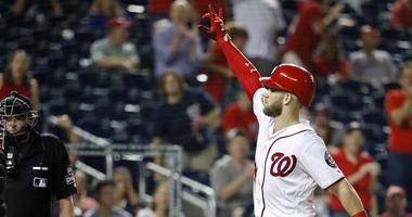 Report: Dodgers are 'back in the mix' for Bryce Harper, could pay close to $40 million per year