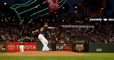 Sabean says he'd 'hate' to see a Giants future without Madison Bumgarner