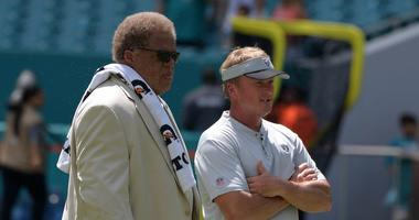 Raiders officially part ways with Reggie McKenzie after GM announces his own firing