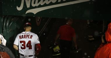 Nationals owner says club has 'moved on' from Bryce Harper