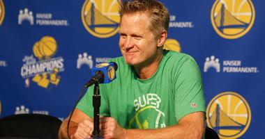 Steve Kerr wants new stadium for the A's: 'I think the A's could own Oakland'
