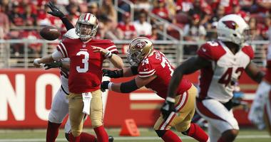 The 49ers season is off the rails and headed for a pre-Jimmy Garoppolo oblivion