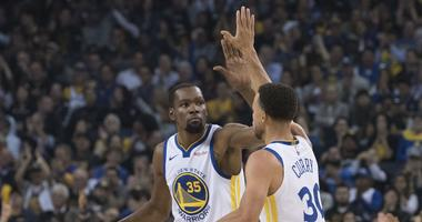 With quest for 3-peat looming, return of Warriors a welcome sight