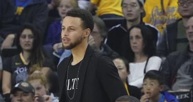 Kerr on Curry's recovery: 'Obviously, it's taking longer than we first anticipated'