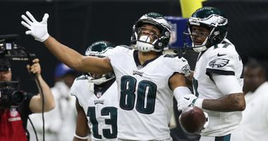 49ers sign WR Jordan Matthews, terms yet to be announced