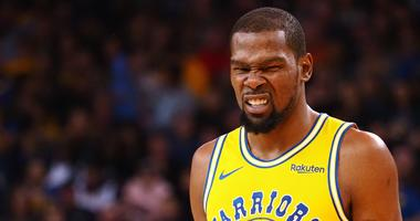 Kerr says Kevin Durant is 'doubtful' for showdown in OKC