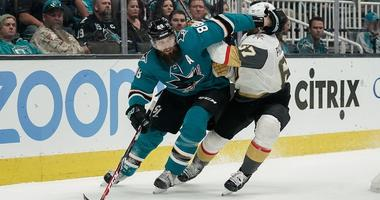 The Golden Knights Rise: San Jose's playoff outlook officially upsetting