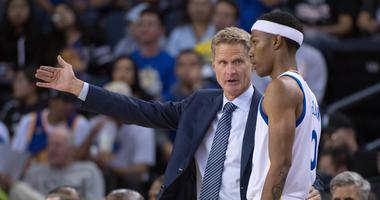 Kerr on Patrick McCaw: 'We have faith that he'll be with the Warriors again'