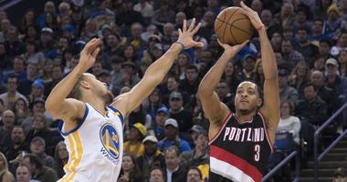 C.J. McCollum bashes Warriors: 'I'm not built like those guys, I was raised differently'