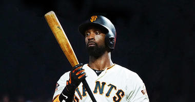 Giants send Andrew McCutchen to Yankees, call up Chris Shaw from Triple-A