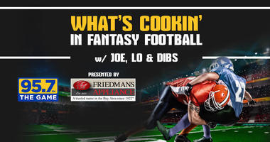 NFL Week 7: What's Cookin' in Fantasy Football — presented by Friedmans Appliance