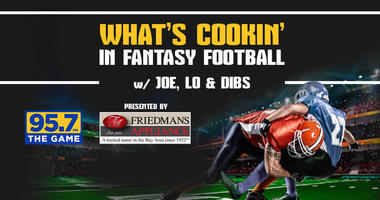 NFL Week 11: What's Cookin' in Fantasy Football — presented by Friedmans Appliance