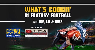 NFL Week 15: What's Cookin' in Fantasy Football — presented by Friedmans Appliance