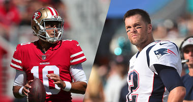 Garoppolo on Brady: 'We Still Text Here and There'