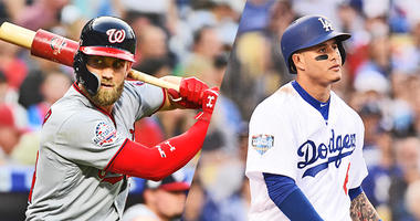 Report: Harper 'unsure' about joining Phillies, Padres in mix despite Machado signing