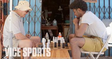 Josh Jackson Plays Chess with the Old Guy on Our Block: Sitdowns