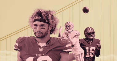 Dante Pettis is proving through 2 games he was no reach