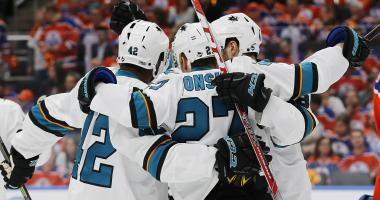 San Jose Sharks 2017-18 season schedule announced