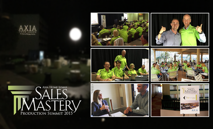 Axia's Unrivaled Success at Sales Mastery