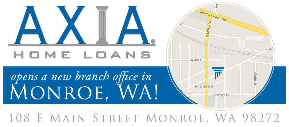 Axia Opens Its Doors in Monroe, WA