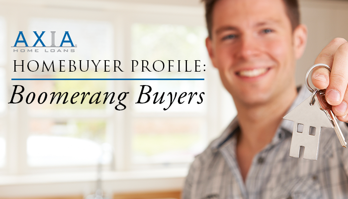 Homebuyer Profile: Boomerang Buyers