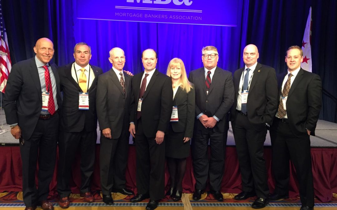 Washington Leadership Makes their Presence Felt at the MBA National Advocacy Conference
