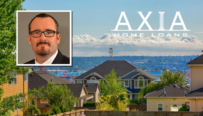 Axia Home Loans Takes Aim at Puget Sound